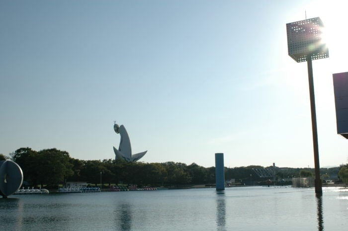 イサムノグチ 万博記念公園