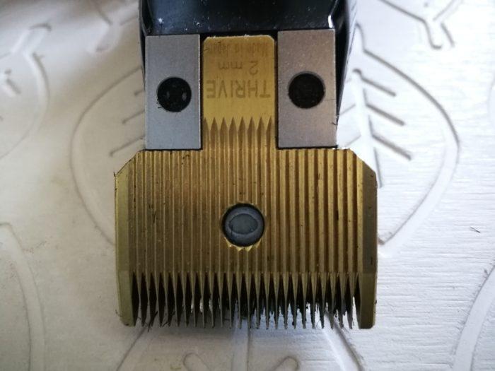 スライブ 業務用バリカン 替刃