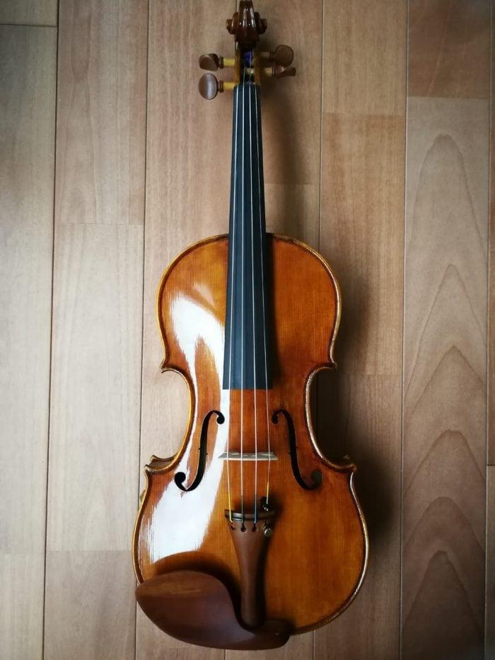 ヤフオクで落札したバイオリン