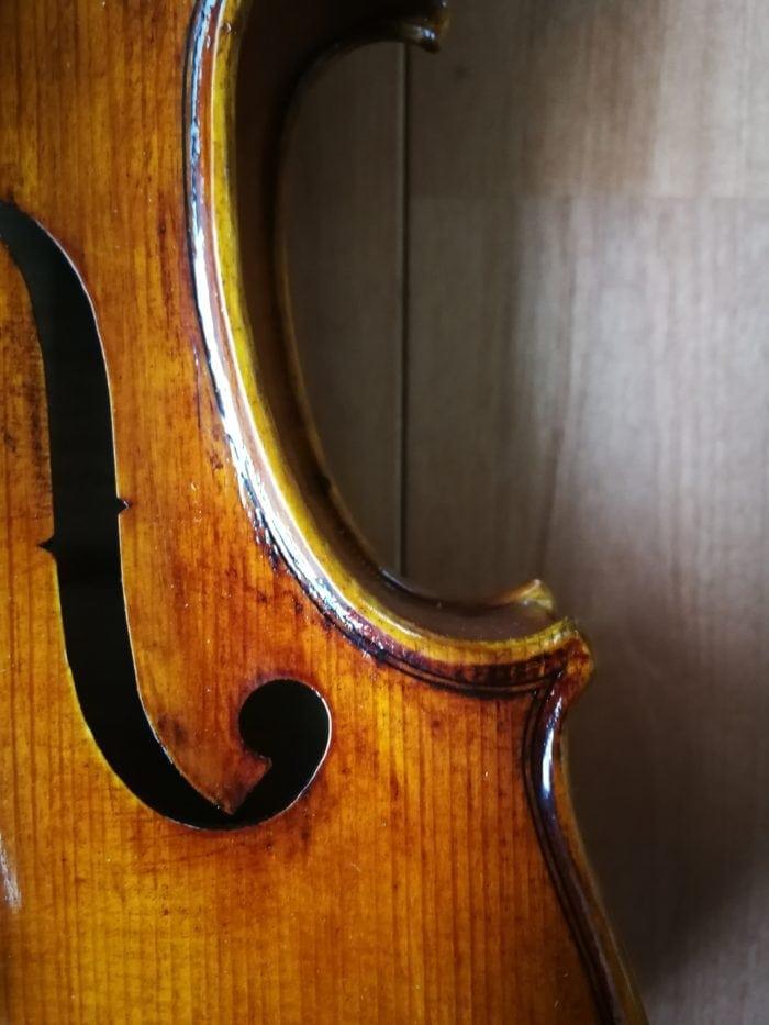 オークション バイオリン
