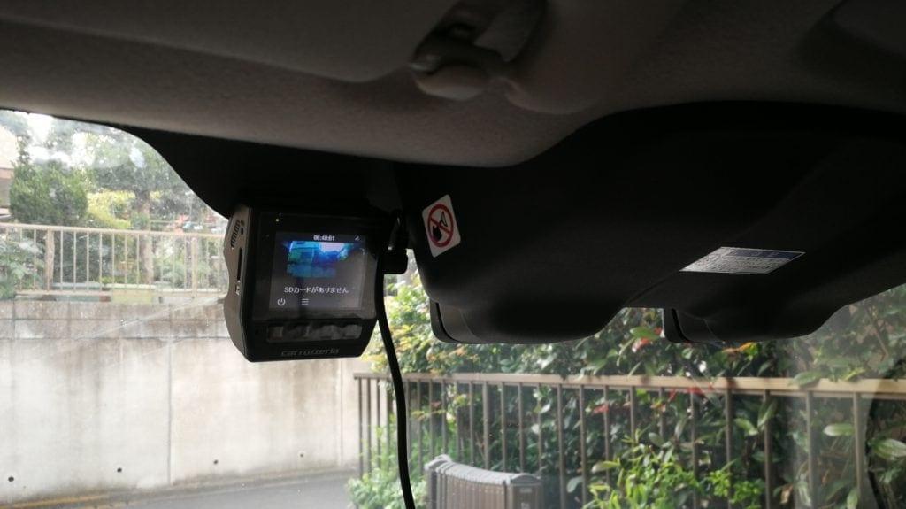 カロッツェリア ドライブレコーダー