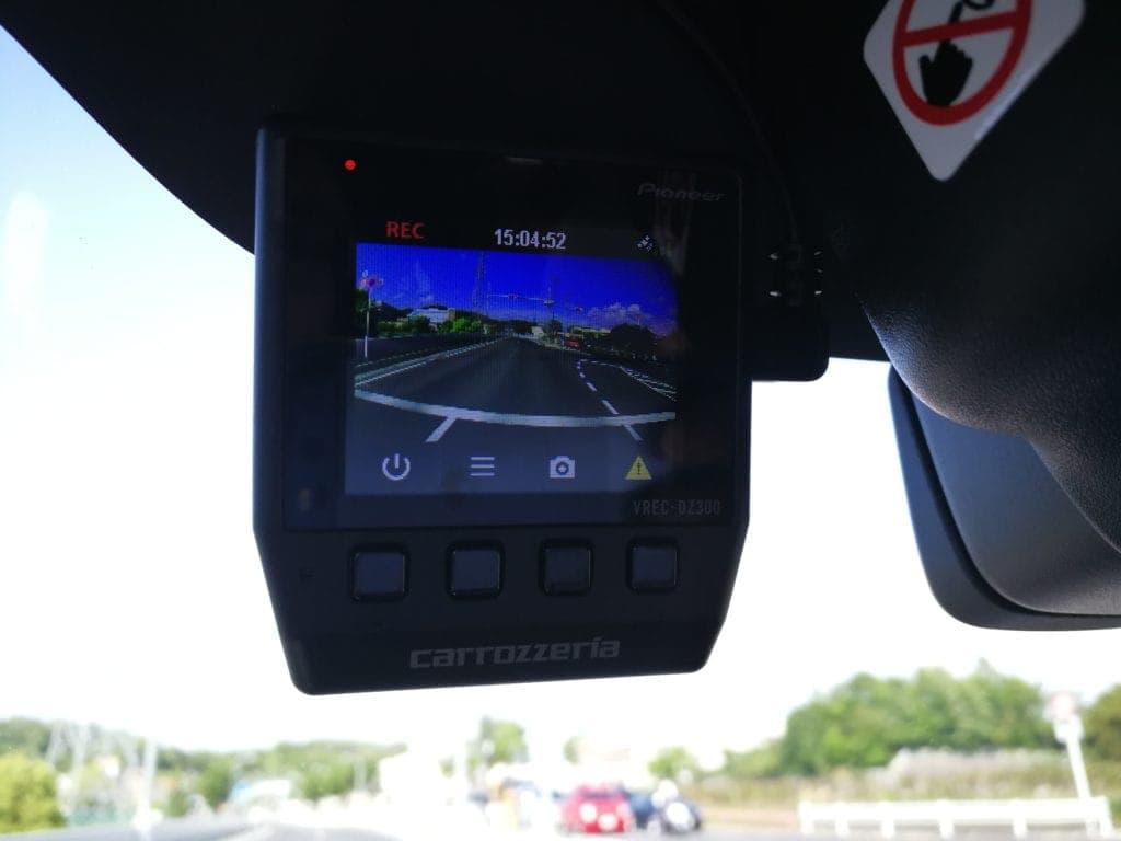 ドライブレコーダー カロッツェリア
