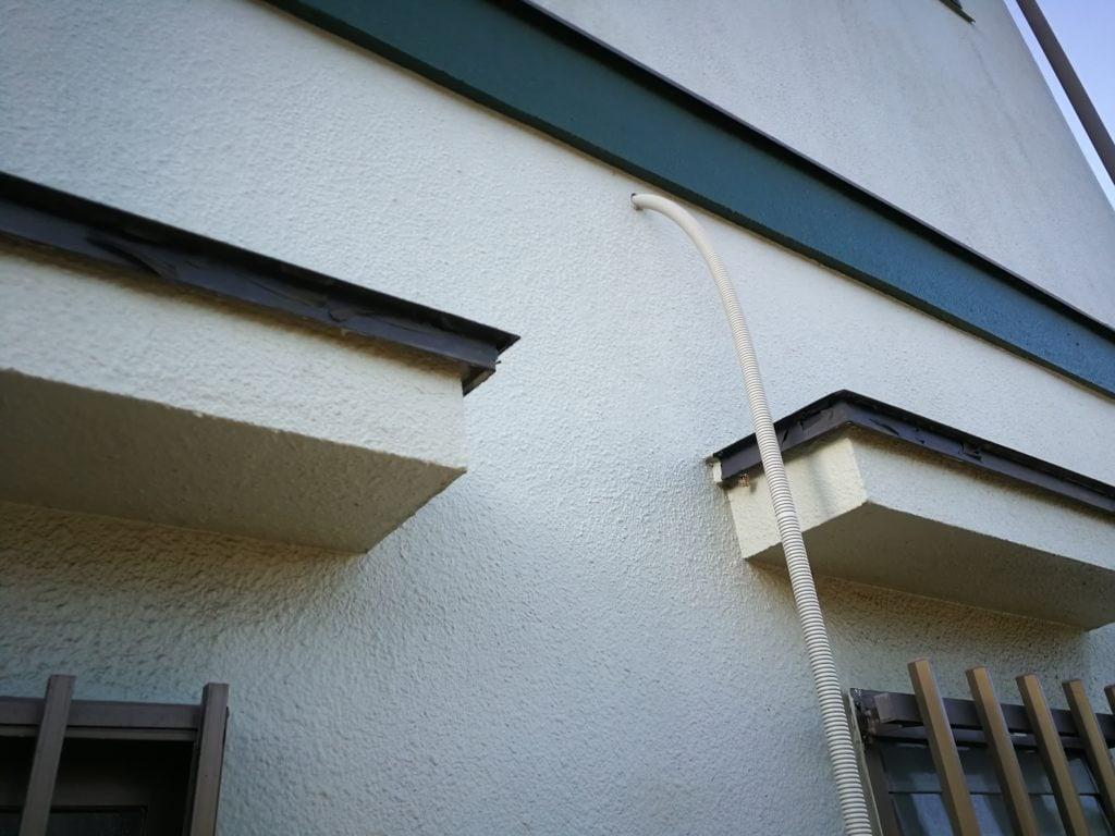 外壁 貫通 配管