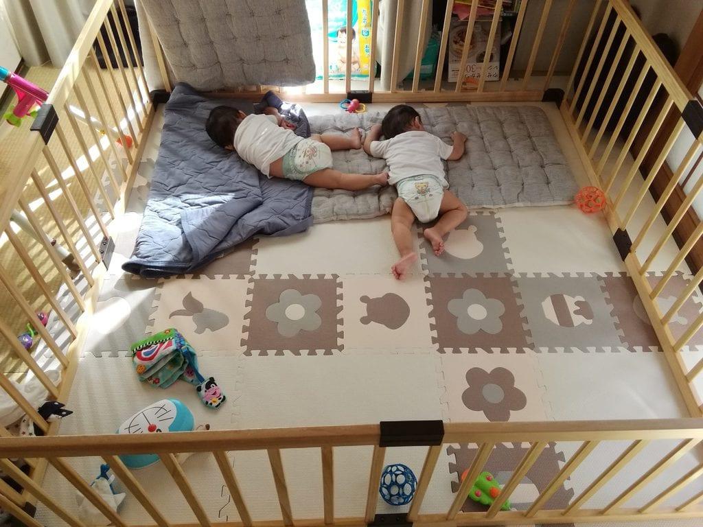 双子出産の体験記事(奥さん執筆)