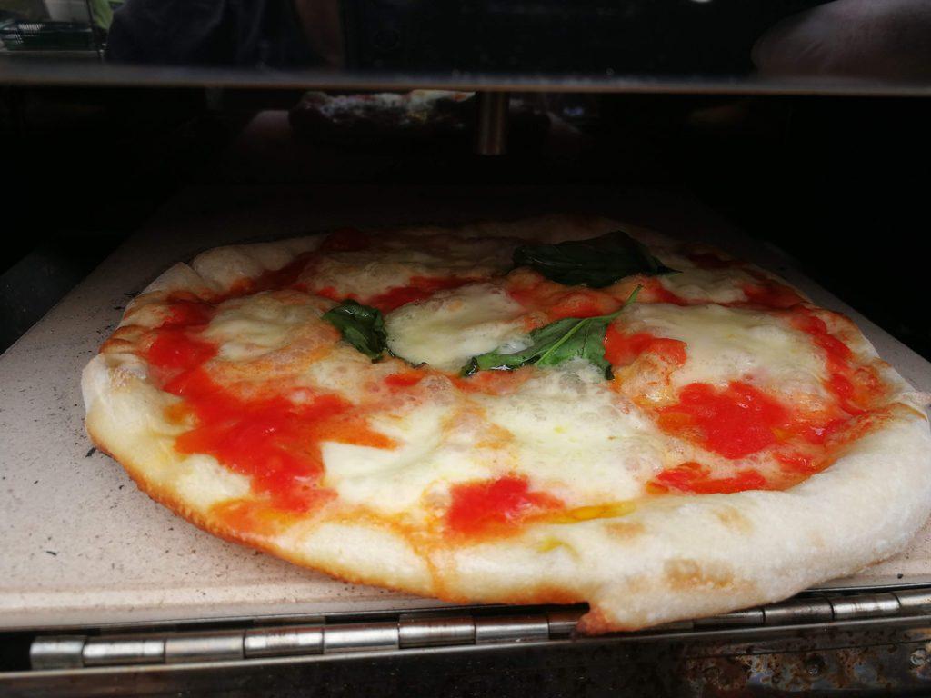 ピッツァを作ってみよう!