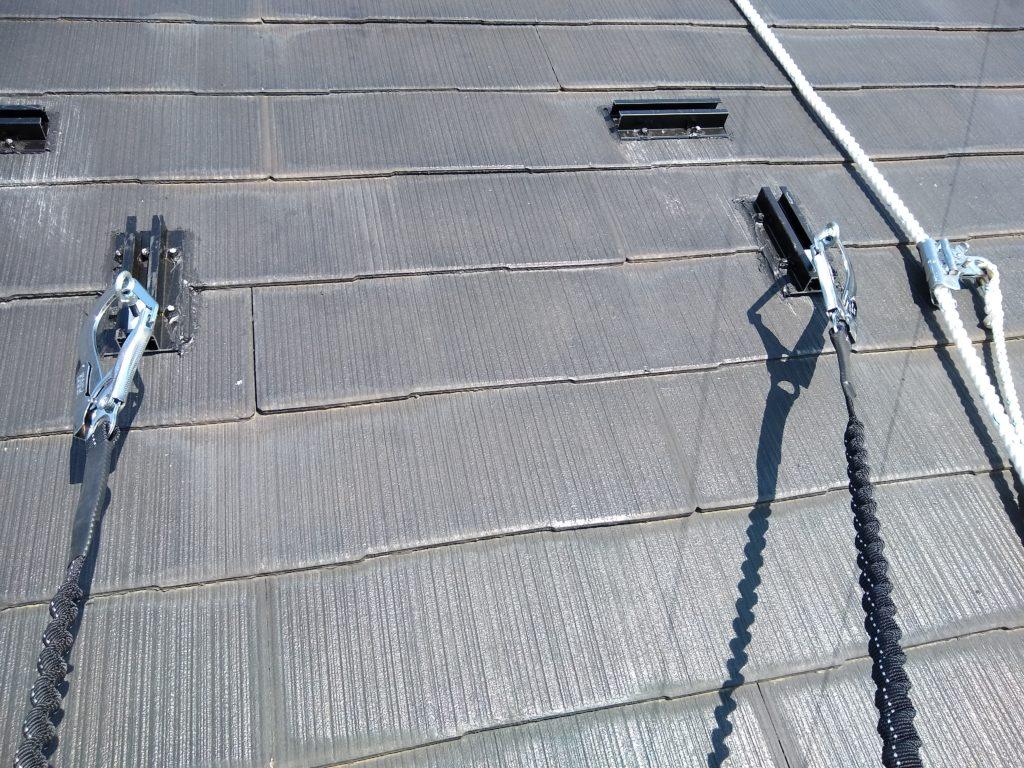 屋根上作業 ランヤード