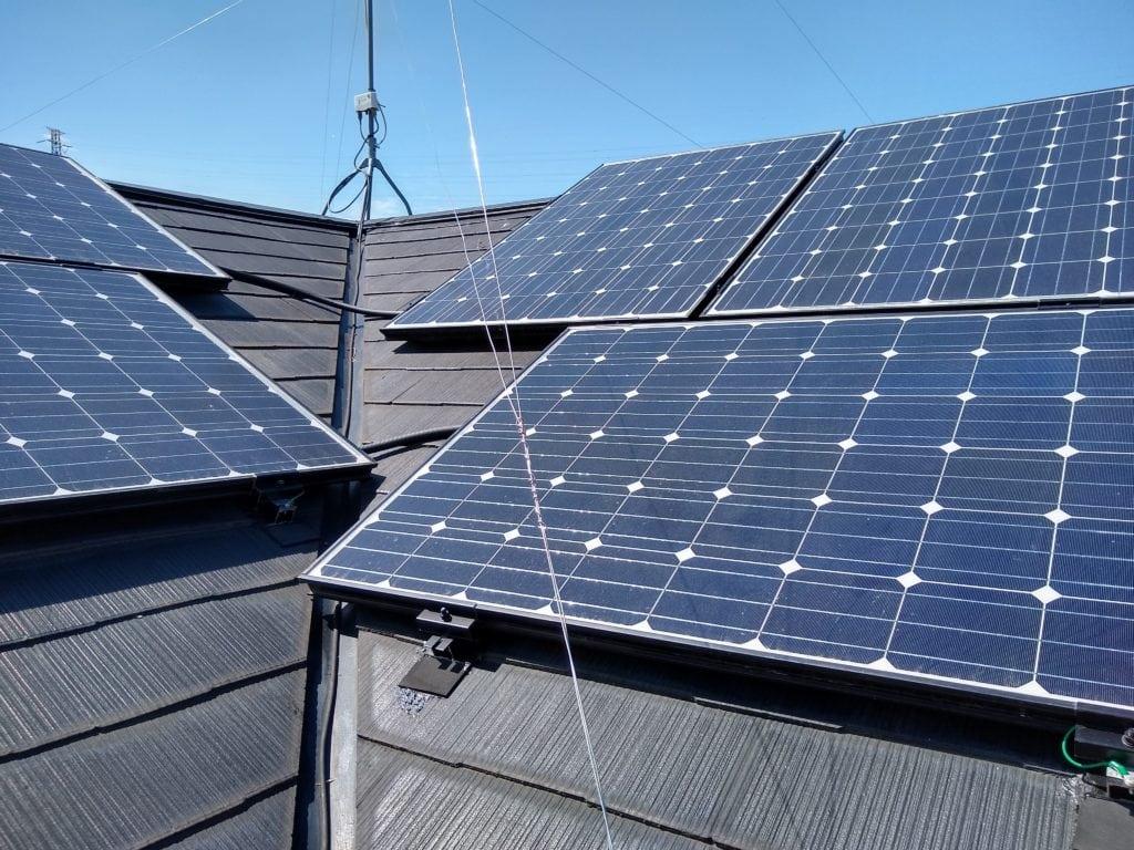DIYの太陽光発電の売電申請