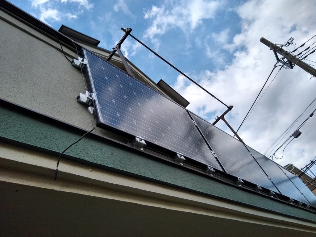 ネグロス電工 太陽光パネル
