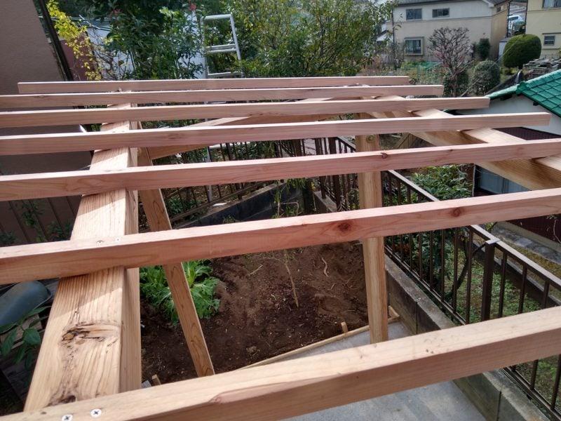 垂木 駐輪場