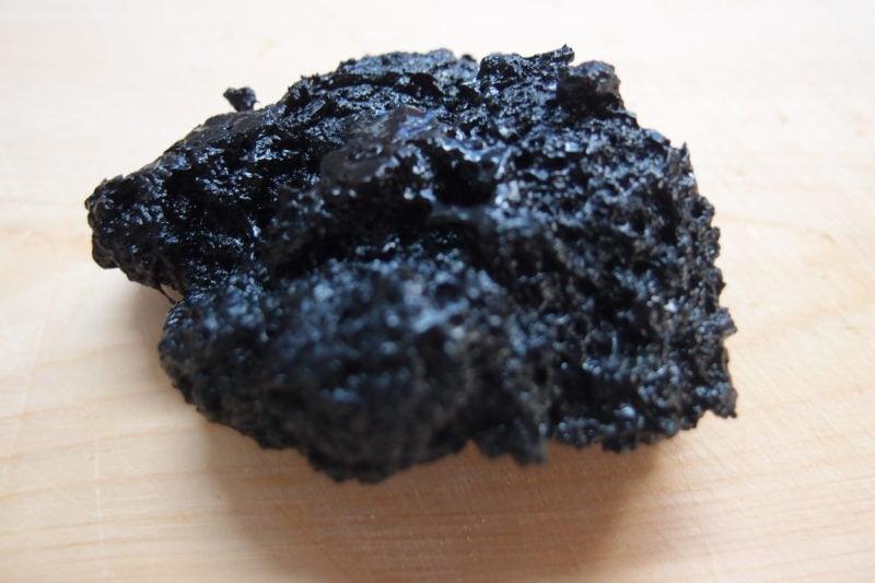 タルトタタン 砂糖が焦げる