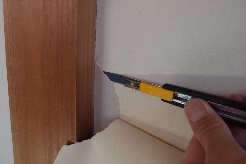 壁紙 カッター
