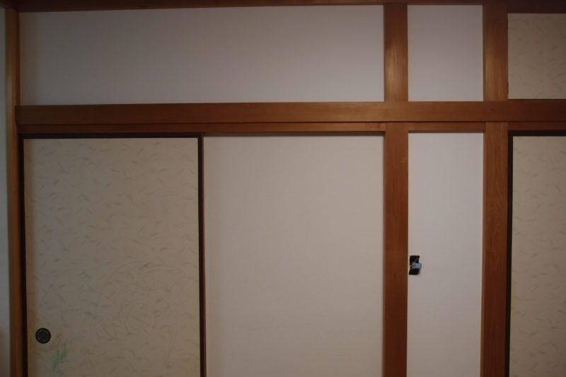 壁紙 真壁 張替え